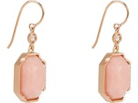 Irene Neuwirth Women's Octogonal Double Drop Earrings No Color