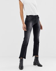 Replay Touch High Rise Skinny Jean Black