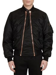Givenchy Double Zipper Jacket Black