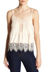 Candc California Ivy Cami Pink