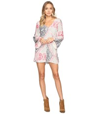Roxy Midnight Clear Romper Bohemian Behavior Pristine Women's Jumpsuit And Rompers One Piece Multi