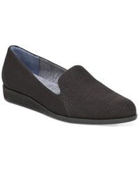 Dr. Scholl's Dawned Peforated Wedges Women's Shoes Black