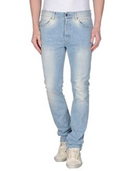 Aquascutum London Aquascutum Denim Pants Blue