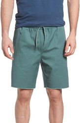 Rvca Men's Dayshift Drawstring Shorts Pine Tree