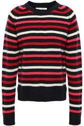 Chinti And Parker Woman Wool Cashmere Blend Sweater Navy