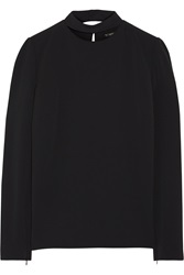 Tom Ford Cutout Stretch Cady Top
