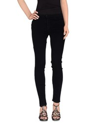 Koral Denim Denim Trousers Women Black