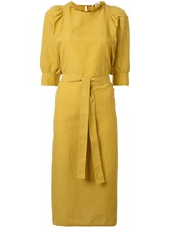 Atlantique Ascoli Belted Day Dress 60