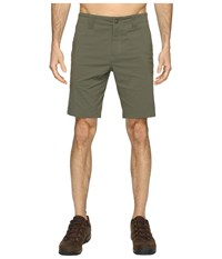 Royal Robbins Everyday Traveler Shorts Loden Men's Shorts Green
