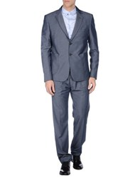 Roberto Pepe Suits And Jackets Suits Men Blue