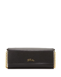 Honore 404 Wallet On Chain Black Longchamp