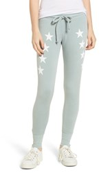 Wildfox Couture 'S Cosmos Fame Jogger Pants Cadet Blue
