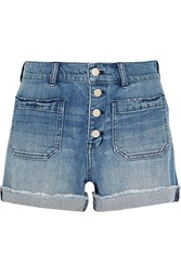 Madewell Stretch Denim Shorts