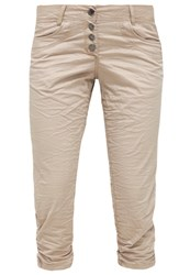 Tom Tailor Trousers Cashew Beige