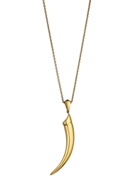 Shaun Leane Knife Edge Tusk Necklace