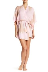 Josie Waterfall Robe Pink