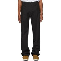 Visvim Black Trade Wind Trousers