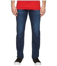 Ag Adriano Goldschmied Matchbox Slim Straight Leg Denim In Rendezvous Rendezvous Men's Jeans Red