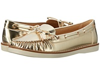 Wanted Mate Gold Women's Slip On Shoes