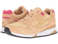 Diadora V7000 Nyl Ii Sandt Bright Rose Men's Shoes Orange