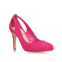 Miss Kg Bernadette High Heel Court Shoes Ascot Pink