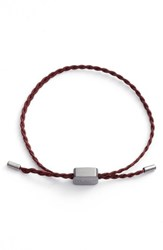 Ted Baker Men's London Daava Cord Bracelet