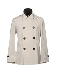 Allegri Overcoats Light Grey