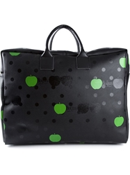 The Beatles X Comme Des Garcons Apple And Polka Dot Weekender