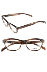 Women's Salt 'Tina' 51Mm Optical Glasses Hazy Taupe