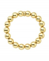 Lagos Medium 11.7Mm Caviar Ball Stretch Bracelet