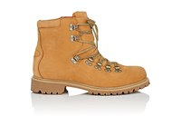 Timberland Men's Bny Sole Series Authentic Hike Nubuck Boots Tan