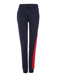 Tommy Hilfiger Athletic Logo Pant Navy