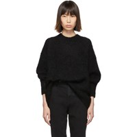 Isabel Marant Black Idol Sweater