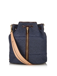 Elizabeth And James Cynnie Sling Woven Backpack