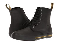 Dr. Martens Winsted Black Greasy Lamper Vulc Mohawk Synthetic Men's Boots