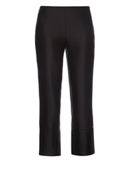 The Row Rosalina Cropped Satin Trousers