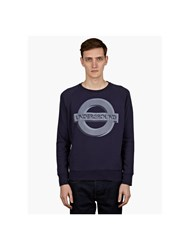 Shaking Roundel French Terry Pullover