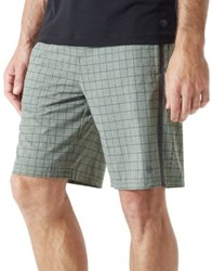 Mpg Pacific Essential Shorts Heather Charcoal
