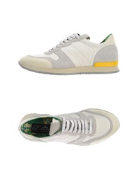 Le Crown Sneakers White