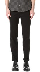 Ben Sherman Slim Stretch Chino Pants True Black