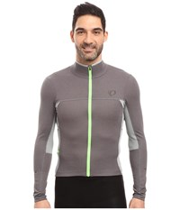 Pearl Izumi P.R.O. Escape Thermal Jersey Smoked Men's Clothing Gray