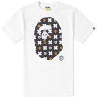 A Bathing Ape X Felix The Cat 9 Tee White