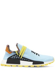 Adidas By Pharrell Williams Hu Nmd Sneakers Sky Yellow
