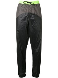 Marcelo Burlon County Of Milan Vi. Si. Ones Track Pants Black