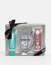 Marvis Travel With Flavour Clear