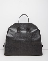 Saskia Diez Papier Travel Bag Black