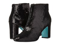 Blue By Betsey Johnson Blair Black Sequin Women's Boots