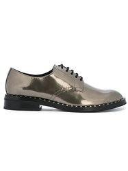 Ash 'Wonder' Lace Up Shoes Grey