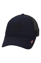 Men's A. Kurtz 'Charlie' Trucker Cap Blue Navy