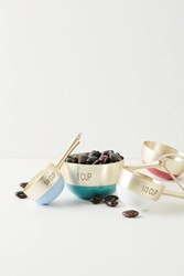 Anthropologie Tone Dipped Measuring Cups Assorted